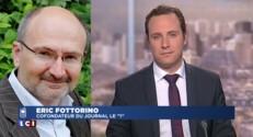 """Eric Fottorino : """"La vérité n'a pas un seul visage"""""""