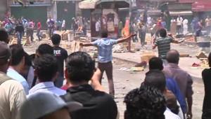 Incidents au Caire, 2 mai 2012
