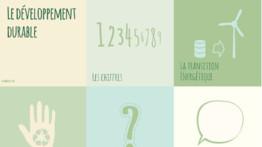 infographie Idé développement durable