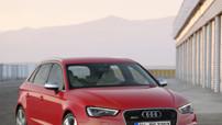 L'Audi RS3 Sportback 2015 : une allure plus musclée et 367 chevaux sous le capot pour espérer aller chercher la Mercedes A45 AMG sur le segment des compactes !