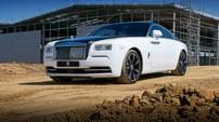 Rolls-Royce Wraith 2015