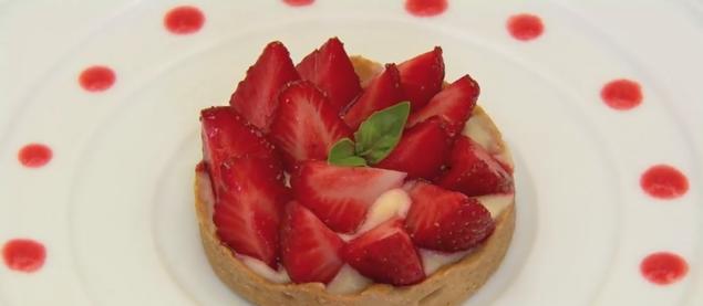 Marie-Helene dessert - Shangri La
