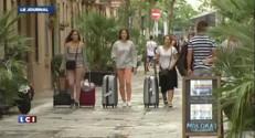 A Barceloneta, les touristes devenus ennemis n°1