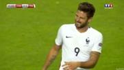 Danemark-France - Olivier Giroud