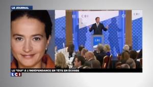 """Indépendance de l'Ecosse : le """"oui"""" en tête, à deux semaines du référendum"""