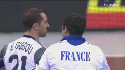 Le 13 heures du 25 janvier 2015 : Mondial de Handball : nouvelle victoire pour les Bleus - 813.1789999999999