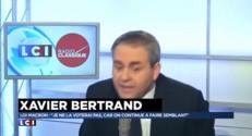 "Loi Macron : Bertrand ""ne la votera pas, car monsieur Macron fait semblant"""""