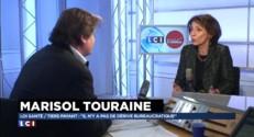 """Marisol Touraine : """"Je ne vois pas ce qu'il y a d'étatisation dans ce texte"""""""