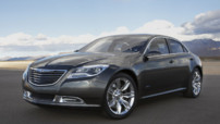 Photo 1 : Chrysler 200C EV Concept