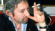 Serge Gainsbourg en septembre 1987 à Paris