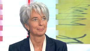 TF1-LCI, Christine Lagarde