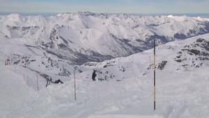 A Méribel, dans les Alpes (image d'archive)