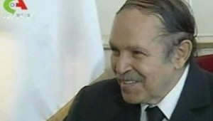Abdelaziz Bouteflika Algérie