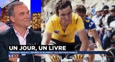 """Bernard Hinault, un champion de cyclisme et un """"blaireau"""" qui s'assume"""