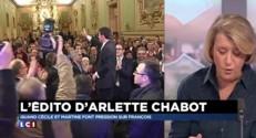 """Cécile Duflot et Martine Aubry """"sont en colère"""" contre Manuel Valls, selon Arlette Chabot"""