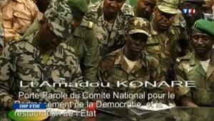 Coup d'état au Mali