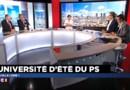 """La Rochelle : """"Macron a permis à Valls de se gauchiser en donnant sa réponse sur les 35 heures"""""""