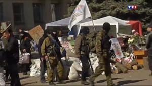 Le 13 heures du 7 mai 2014 : Ukraine : les combats atteignent Kramatorsk - 939.051