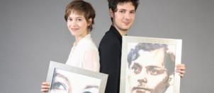 Lou de Laâge et Vincent Lacoste, prix Romy-Schneider et Patrick-Dewaere