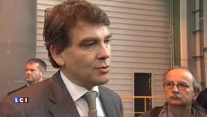 Montebourg : « chaque Français peut mouiller le maillot pour l'industrie française »