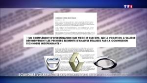 Renault : pas de fraude mais l'image de la marque écornée