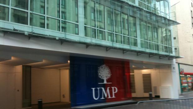 Siège de l'UMP, 238 rue de Vaugirard dans le XVe à Paris