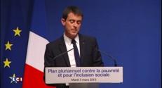 """Valls annonce une prime d'activité pour """"4 à 5 millions d'actifs"""""""