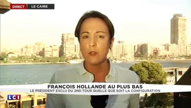 """""""Vos prières sont les bienvenues"""" : malgré sa cote au plus bas, Hollande ne perd pas son humour"""