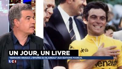 """Cyclisme : """"Hinault monte les cols comme Cerdan démonte ses adversaires"""""""