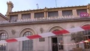 Gare Saint-Charles Marseille SNCF