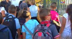 Le 13 heures du 2 septembre 2014 : R�rme des rythmes scolaires : des villes ne l'appliqueront pas - 216.685