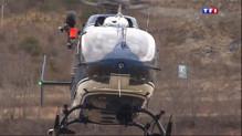 Le 13 heures du 25 mars 2015 : Crash dans les Alpes : une quinzaine d'hélicoptères et près de 600 gendarmes mobilisés - 80.62599999999999