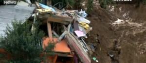Mexique : l'ouragan Earl a tout ravagé sur son passage