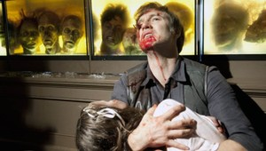 The Walking Dead Saison 3 Episode 8. Série créée par Frank Darabont en 2010. Avec : Andrew Lincoln, David Morrissey, Sarah Wayne Callies, Laurie Holden et Danai Gurira.