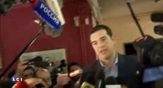 """Tsipras : """"L'avenir commun de l'Europe n'est pas celui de l'austérité"""""""