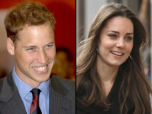 People : Le Prince William et Kate Middleton