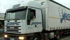 camion routiers route