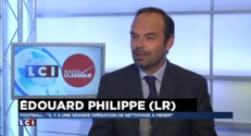 """Edouard Philippe : """"Alain Juppé avance dans l'objectif qu'il s'est fixé"""""""
