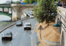 """Image d'illustration. 65% des Parisiens motorisés estiment arriver plus vite à destination """"intra-muros"""" en voiture."""