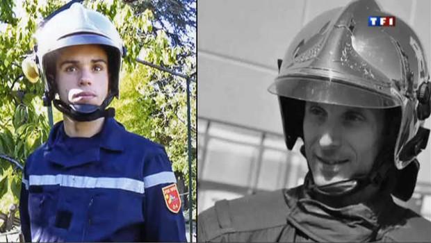 L'émotion à Dignes-les-Bains après la mort de deux pompiers