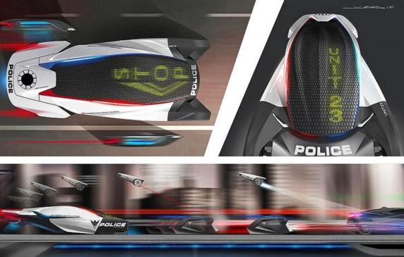 LA Design Challenge 2012 - BMW E-Patrol