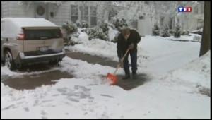 Le 13 heures du 23 décembre 2013 : Les Etats-Unis entre chaud et froid - 292.899