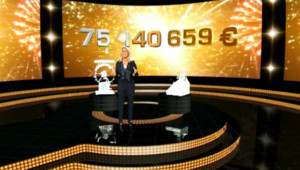 Le tirage de l'Euro Millions (21 août 2009)