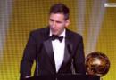 Lionel Messi Ballon d'Or football