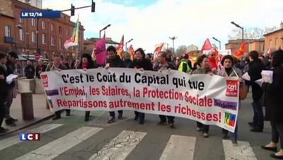 Manuel Valls favorable à la création d'un contrat de travail unique