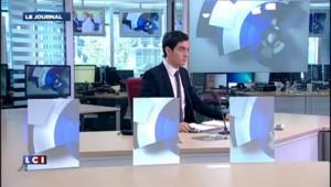 Michel Sapin critiqué dimanche l'offensive anti-allemande du PS