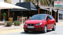 Photo 31 : Essai Seat Ibiza 1.6i 105 ch : beauté latine
