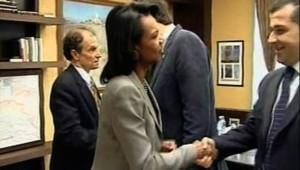 Tbilissi Condoleezza Rice