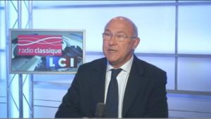 Michel Sapin sur LCI
