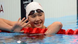 """Un entraîneur américain qualifie de """"suspecte"""" la victoire spectaculaire de la jeune nageuse chinoise Ye Shiwen samedi sur le 400 m 4 nages des JO."""